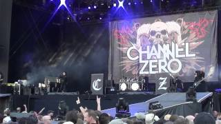 Channel Zero - Black Fuel - Werchter Boutique 2012