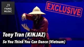 EXCLUSIVE - So You Think You Can Dance (Vietnam) - Tony Tran (KINJAZ) - Pink Lemonade