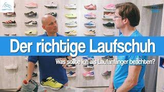 LAUFSCHUHE KAUFEN: Tipps vom Experten | Den richtigen Laufschuh finden, um gesund zu laufen