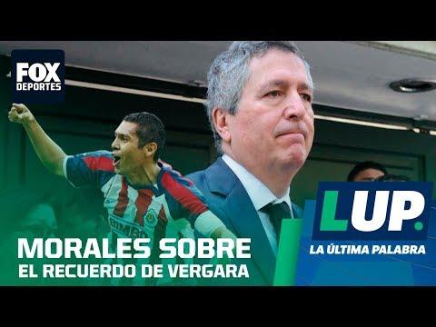 LUP: Ramón Morales en EXCLUSIVA