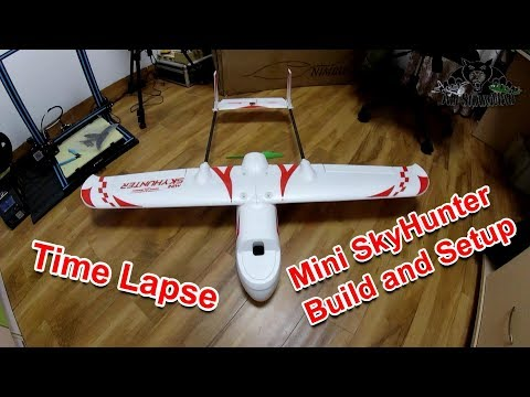mini-skyhunter-v2-time-lapse-build