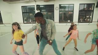 Stephane Legar-Step Fun #STEPFUNCHALLENGE  (Official Kids Version)