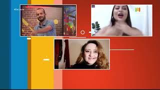 LA ACTRIZ MARIA IRENE TORO EN DE LOCOS DE TELEMEDELLÍN