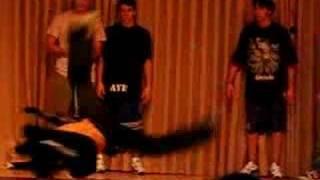 preview picture of video 'break dance misioneras salamanca'