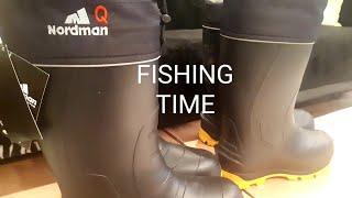 Сапоги для рыбалки зимние fisherman