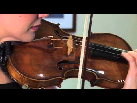 'Art and Soul' of World's Most Expensive Violin