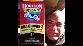 horizon organic milk with dha omega3