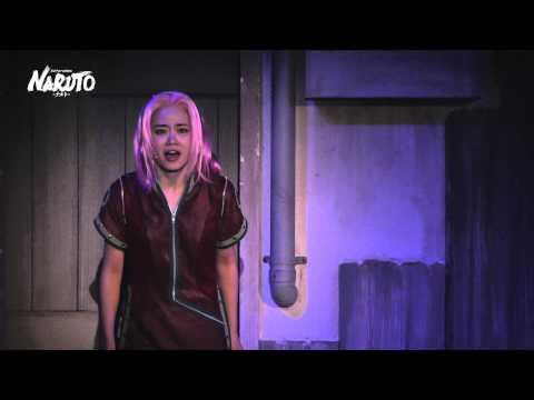 《火影忍者》真人舞台劇精彩片段!