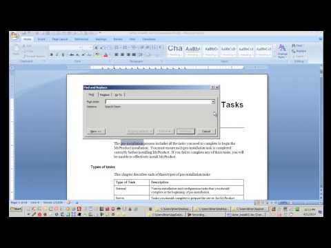Intro to Word Macros – Tutorial on How to Edit a Word Macro
