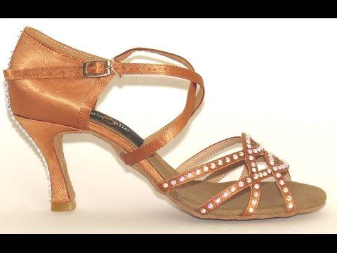 Zapatos de baile latino, zapatos para bailar salsa y social  www.probaile.com
