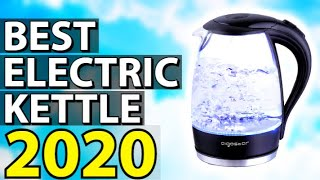 ✅ TOP 10: Best Electric Kettle 2020
