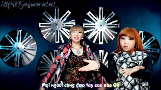 [Vietsub] Don't Stop The Music - 2NE1