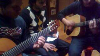 تحميل و مشاهدة aowel ma 2owl S&a guitar اول ما قول عمر مصطفى جيتار MP3