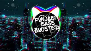 TPM [BASS BOOSTED] Sunny Malton | Sidhu Moosewala | Byg Byrd | PUNJABI BASS BOOSTED