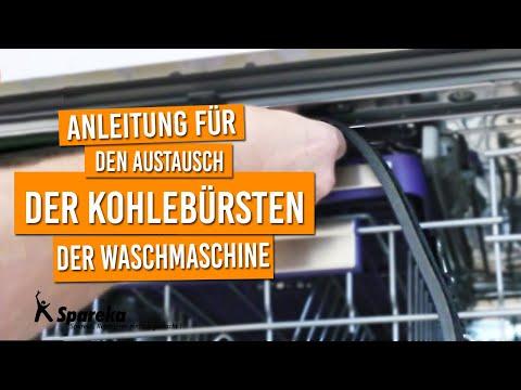 Anleitung für den Austausch der Türdichtung Ihrer Geschirrspülmaschine