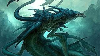 El Leviatan, el MONSTRUO marino de la biblia