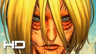 ATTACK ON TITAN Wings Of Freedom  FULL MOVIE All Cutscenes English Sub