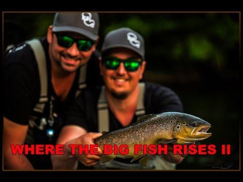 Where The Big Fish Rises. Part II Bosnia