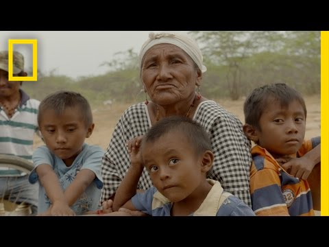 Meet the Victims of Colombia's Worst Drought in Decades | National Geographic thumbnail