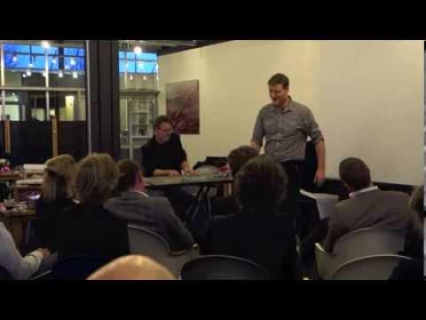 One Man Musical voor bedrijven - Impressie van 5 minuten