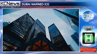 Dubai Warned About ICO