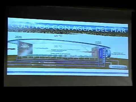Encuentro Internacional Agua y Economía: Conferencia La Economía Azul.