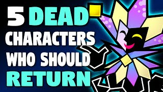 5 Dead MARIO Characters Who Should Rise from the Grave