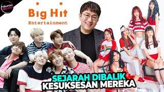 Kisah Perjalanan Bighit Entertainment Menjadi Agensi Kpop Tersukses