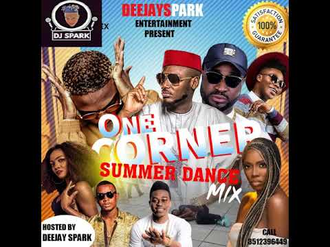 LATEST MAKOSA 2018 NONSTOP AFRO MIX { ONE CONNER SUMMER DANCE MIX } BY DEEJAY SPARK