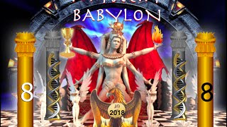 Mystery Babylon USA 88 Degree MAGIC & CERN TOWER OF BABEL PORTAL