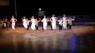 LATINSKÁ FORMACE Showdance 2015 Řecko - ROKASO