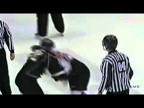 Alexandre Grandmaison vs. Spenser Cobbold