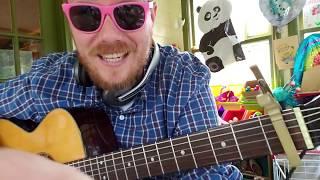 Broods   Peach  Easy Guitar Tutorial