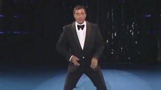 Break Dance: Jerry Lewis Vs. Shabba Doo And Boogaloo Shrimp (1984) - MDA Telethon