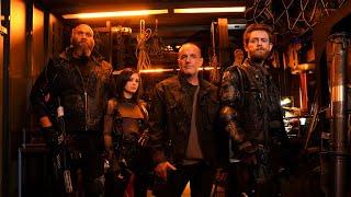 Marvel's Agents of S.H.I.E.L.D. | Meet Sarge's Oddball, Badass Crew