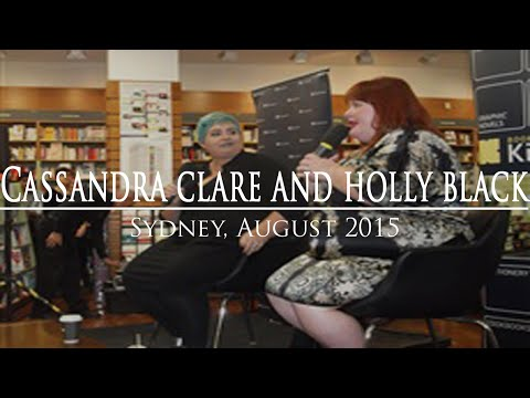 Vidéo de Cassandra Clare