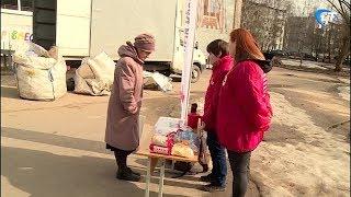 В Новгородской области продолжается «Весна добра»