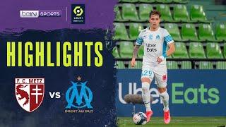 Metz 1-1 Marseille Pekan 38
