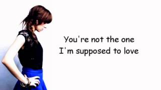 Tell my Mama - Christina Grimmie  with LYRICS