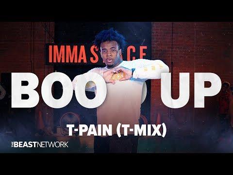 Ella Mai feat. T-Pain - Boo'd Up | Choreography by DJ Marv | IMMASPACE