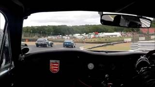 #4 Peter Shaw – Brands Hatch Superprix 2015