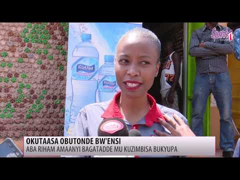 Waliwo abatandise okuzimba enyumba mu bukyupa bw'amazzi ne Sooda e Bwayise