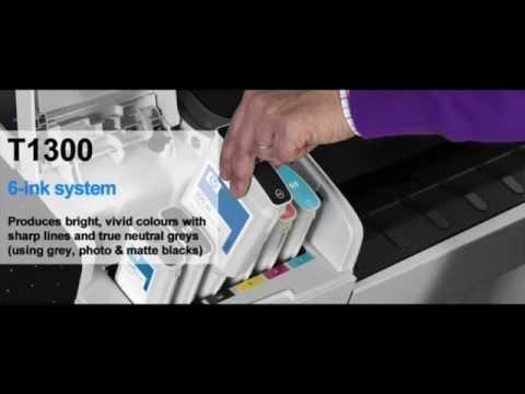 HP Designjet T1300 & scanning options