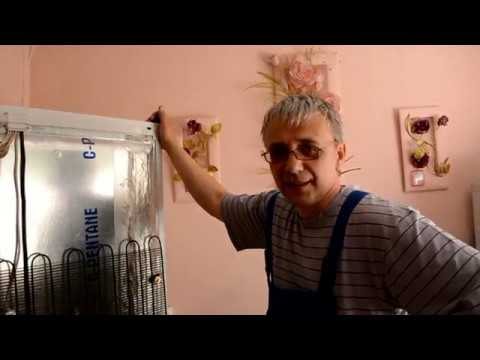 ремрнт холодильника Атлант мхм 162 замена капилярной трубки. www.holodrem.by