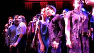 Hark the Herald Angels Sing ; Spring Awakening Cast at Joe's Pub
