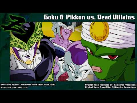 Goku & Pikkon Vs. Dead Villains - [Faulconer Productions]