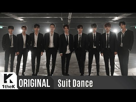 에스에프나인+수트=레전드 질렀어🕴 | SF9 _ Now or Never | 수트댄스 | Suit Dance