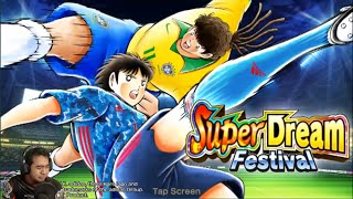 Ultimate Rate Gacha 🔥🔥 Part 1 - Super Dream Festival Misaki & Santana - Captain Tsubasa Dream Team