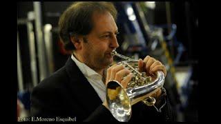 Solo Posthorn - Sinfonia Nº 3 G.MAHLER - Vicente Olmos