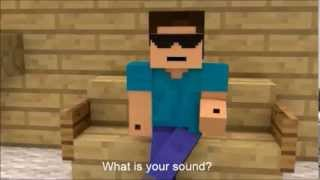 """♫ """"The Squid"""" ♫ - A Minecraft Parody of """"What Does The Fox Say"""" originally by Ylvis"""